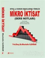 KPSS ve Kamu Kurumlarına Yönelik Mikro İktisat Ders Notları