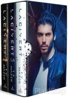 Lacivert Kutulu Set (3 Kitap Takım) (Ciltli)