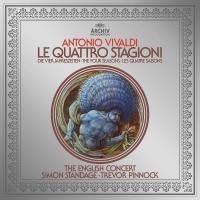 Vivaldi: Le Quattro Stagioni (Dört Mevsim) (Plak)