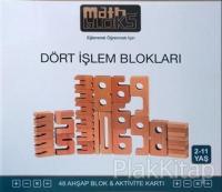 Mathbloks Dört İşlem Blokları