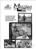 Meluşa Öykü Dergisi Sayı: 5 Ocak - Şubat - Mart 2019