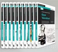 Moda Tasarımı Temelleri Seti (10 Kitap Takım)