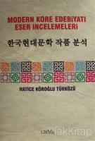 Modern Kore Edebiyatı Eser İncelemeleri