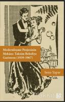 Modernleşme Projesinin Mekanı: Taksim Belediye Gazinosu (1939-1967)