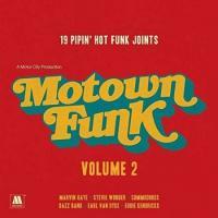 Motown Funk Volume 2 (2 Plak)