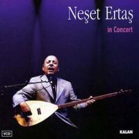 Neşet Ertaş in Concert (2 VCD)