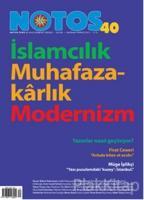 Notos Öykü İki Aylık Edebiyat Dergisi Sayı : 40