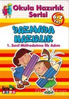 Okula Hazırlık Serisi 6-7 Yaş Yazmaya Hazırlık