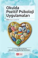 Okulda Pozitif Psikoloji Uygulamaları