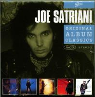 Joe Satriani Original Album Classics (5 CD)