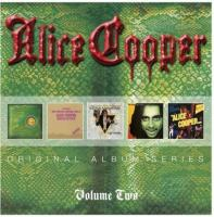 Alice Cooper Original Album Series Vol. 2 (5 CD)