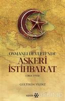 Osmanlı Devleti'nde Askeri İstihbarat