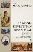 Osmanlı Devleti'nin Kısa Sosyal Tarihi