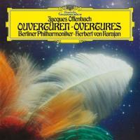 Offenbach: Overtures (Plak)