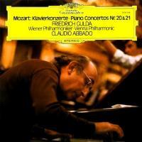 Mozart Klavierkonzerte - Piano Concertos Nr. 20 & 21 (Plak)