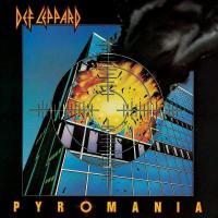 Pyromania (Red Vinyl) (Plak)
