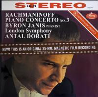 Rachmaninov Piano Concerto No. 3 (Plak)