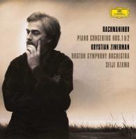 Rachmaninov: Piano Concertos No. 1 & 2 (Plak)