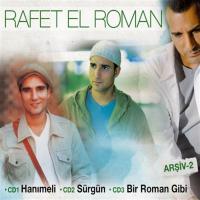 Hanımeli / Sürgün / Bir Roman Gibi (3 CD)