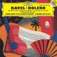 Ravel: Bolero (CD)