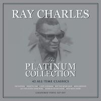 Ray Charles The Platinum Collection (3 Plak)