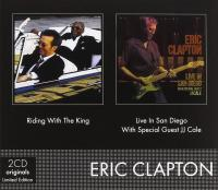 Riding With The King / Live In San Diego With Special Guest JJ Cale (3 CD)