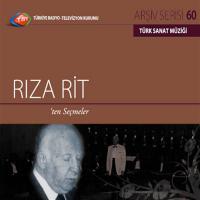 Rıza Rit'ten Seçmeler (CD)