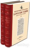 Şani-zade Tarihi -1. ve 2. Cilt Takım (Ciltli)