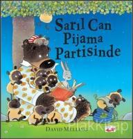 Sarıl Can Pijama Partisinde (Ciltli)