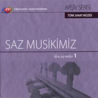 Saz Musikimiz'den Seçmeler 1 (CD)