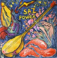 Saz Power (Plak)