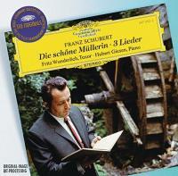 Schubert: Die Schöne Müllerin - 3 Lieder (CD)
