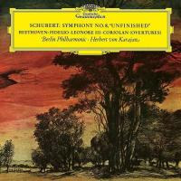 Schubert: Symphony No.8 Unfinished - Beethoven: Overtures (Plak)
