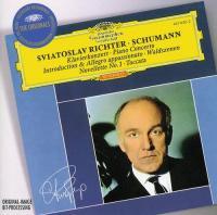 Schumann: Piano Concerto (CD)