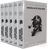 Sherlock Holmes - Bütün Hikayeleri (5 Kitap Kutulu)