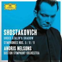 Shostakovich: Symphony No. 5.8.9 (2 CD)