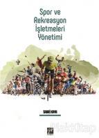Spor ve Rekreasyon İşletmeleri Yönetimi