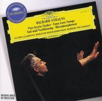 Strauss: Four Last Songs - Metamorphosen (CD)
