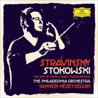 Stravinsky - Stokowski / The Rite Of Spring , Bach Transcriptions (CD)