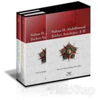 Sultan 2. Abdülhamid Şiirleri Antolojisi -1-2 (Ciltli)