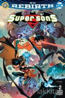 Super Sons Sayı 2 (DC Rebirth)