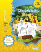 Tamamla Boya 3 - Hayal Et