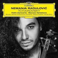 Tchaikovsky: Violin Concerto - Rococo Variations (CD)