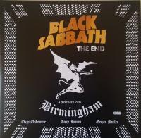 The End (4 February 2017 - Birmingham) (3 Plak)