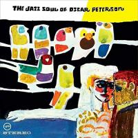 The Jazz Soul Of Oscar Peterson (Plak)