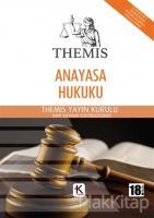 Themis - Anayasa Hukuku (Ciltli)