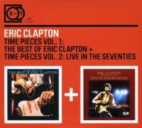 Time Pieces Vol. 1: The Best Of Eric Clapton + Time Pieces Vol. 2: Live In The Seventies (2 CD)