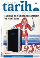 Toplumsal Tarih Dergisi Sayı: 313 Ocak 2020