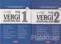 Tüm Vergi Kanunları 2012 (2 Kitap Takım) (Ciltli)
