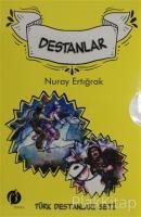 Türk Destanları Seti (5 Kitap Takım)